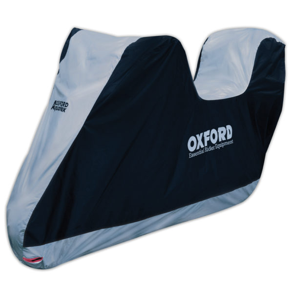 Oxford Aquatex Bike Cover With Topbox