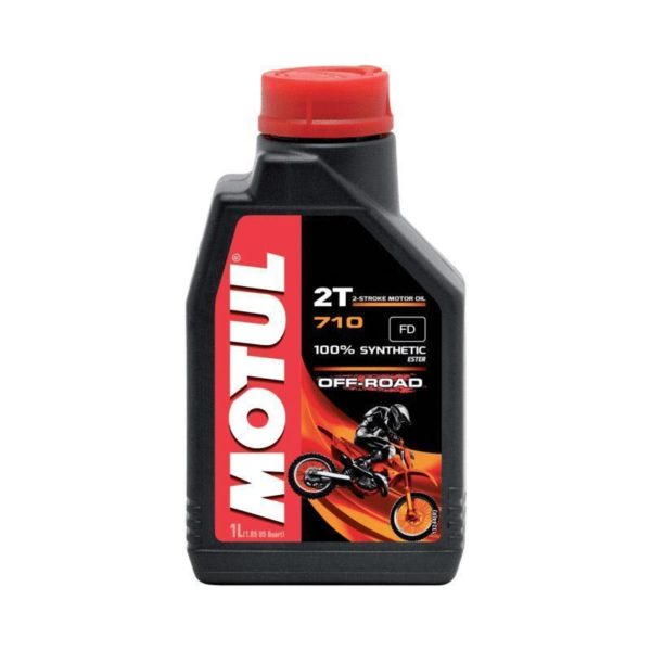 Motul 710 2T Off-Road Oil