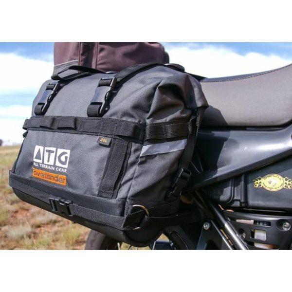ATG 30L Overlander Saddle Bags