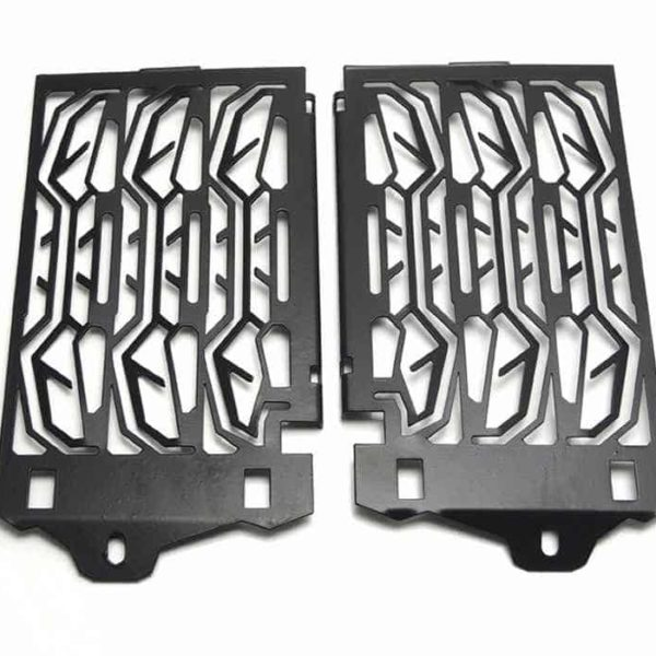 BMW 1200 GS/A Radiator Guards - Aftermarket Parts - Bike Protection & Armour