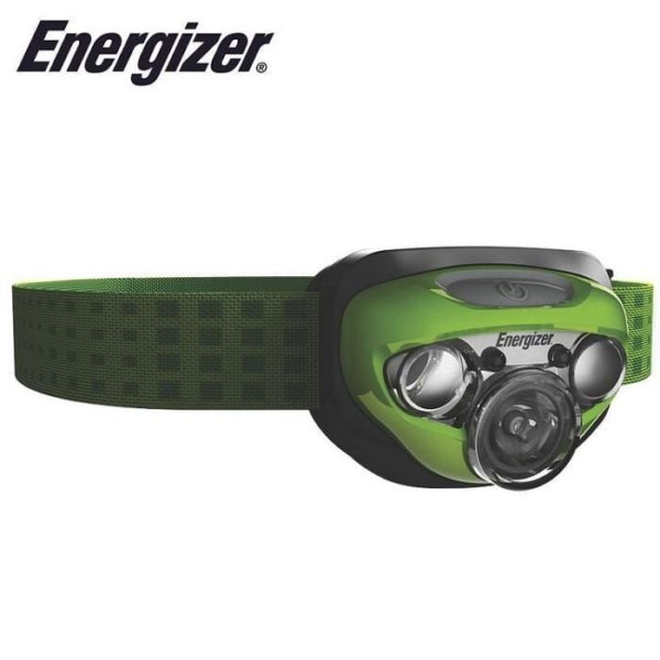 Energizer – Vision HD+ Headlight 250 Lumens