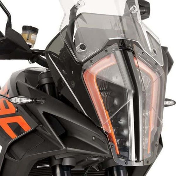 KTM 1290 Headlight Guard - Bike Protection - Armour