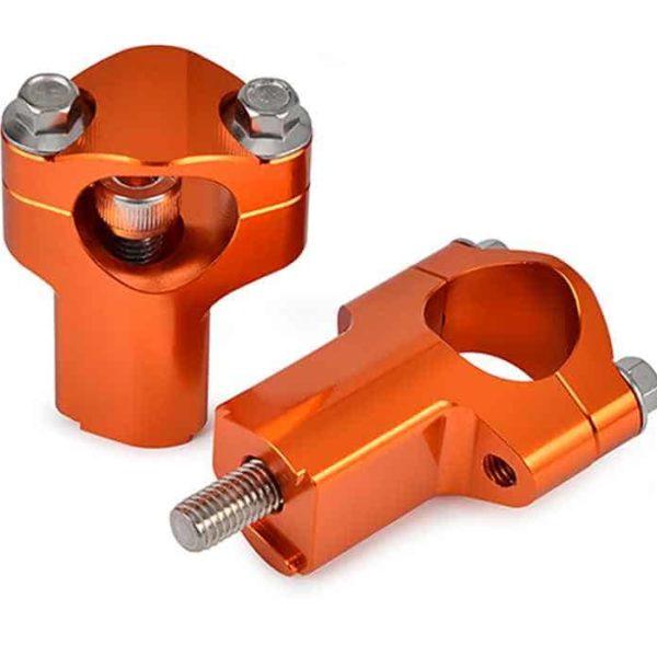 KTM 52mm Handlebar Risers