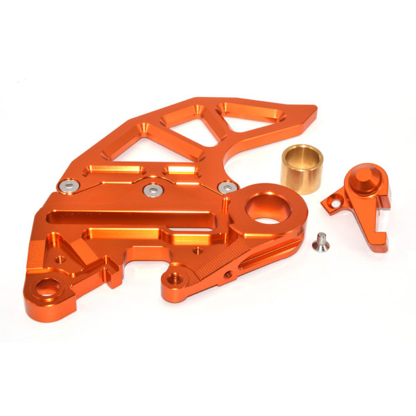 KTM CNC Rear Brake Disc Guard