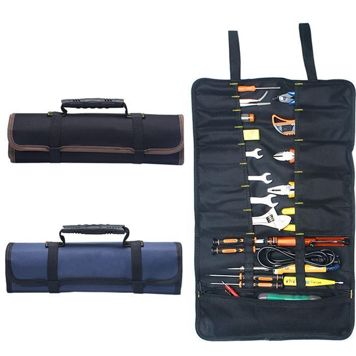 TT Racing Tool Roll Bag