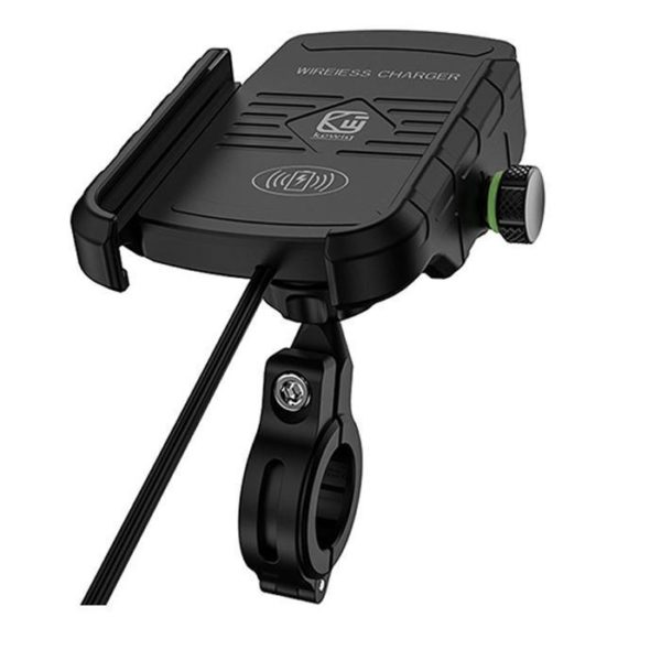 TT Racing Phone Holder with Wireless Charging