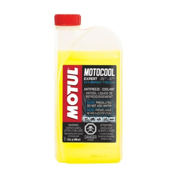 Motul Motocool Expert - Twisted Trails