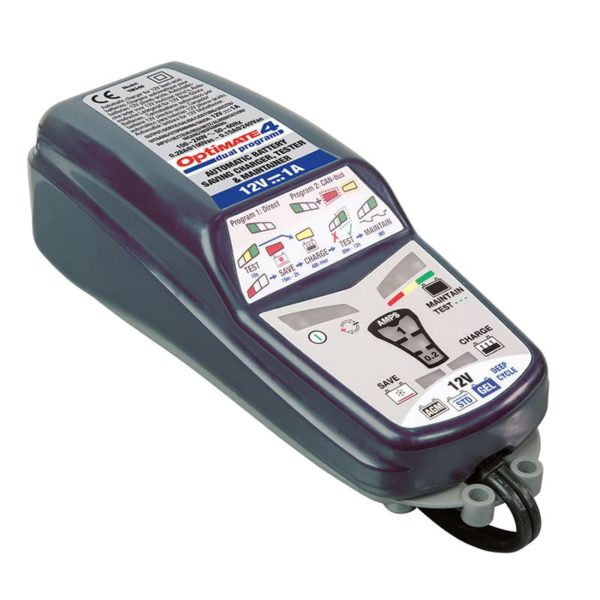 Optimate 4 TM340 Battery Charger