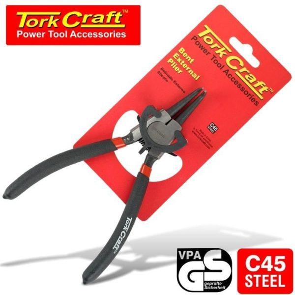 Bent Circlip Pliers - Hand Tools