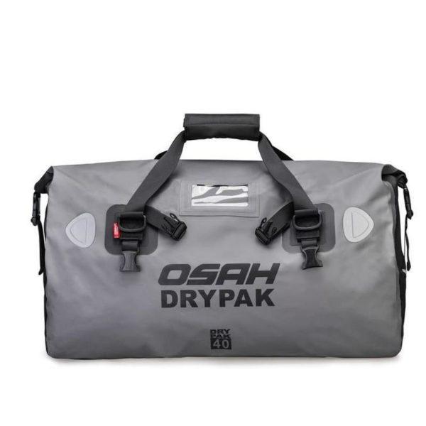 OSAH 40L Dakar Rolltop Drybag Grey