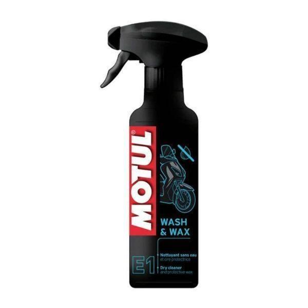 Motul E1 Wash And Wax - Twisted Trails
