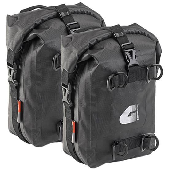 GIVI Universal Waterproof Crashbar | Pannier Bags