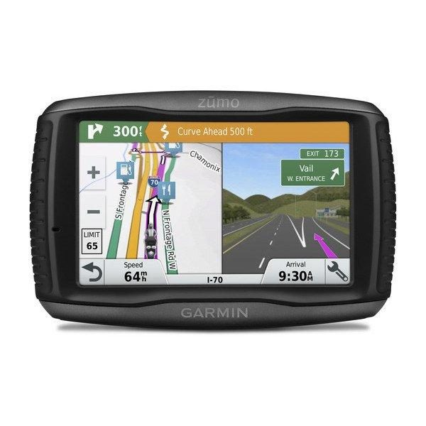 Garmin Zumo 595LM - Twisted Trails