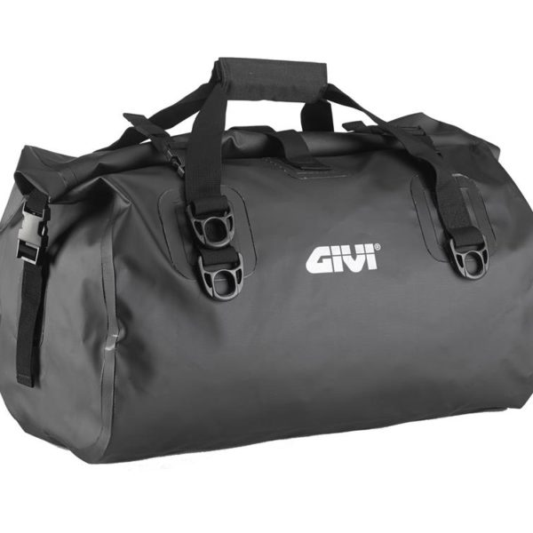 GIVI 40L Rolltop Waterproof Bag - Black