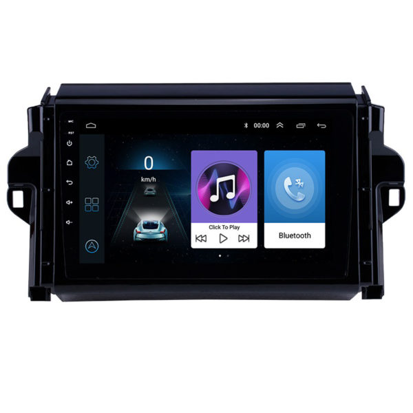TT Audio Toyota Fortuner 2020 Onwards Android Replacement Radio