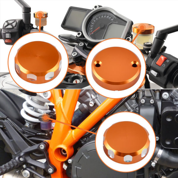 KTM Brake And Clutch Cover Kit