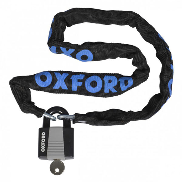 Oxford 900MM Chain With Padlock - Twisted Trails