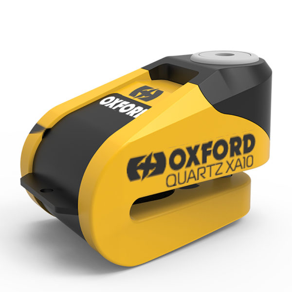 Oxford XA10 Quartz Alarm Disc Lock