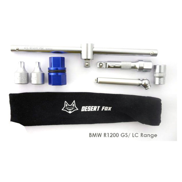Desert Fox Tyre Lite Wheel Removal Tool Kit - BMW 1200GS