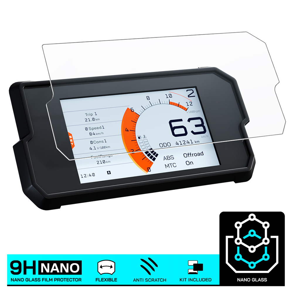 Speed O Angels KTM 790 Nano Screen Protector - Twisted Trails
