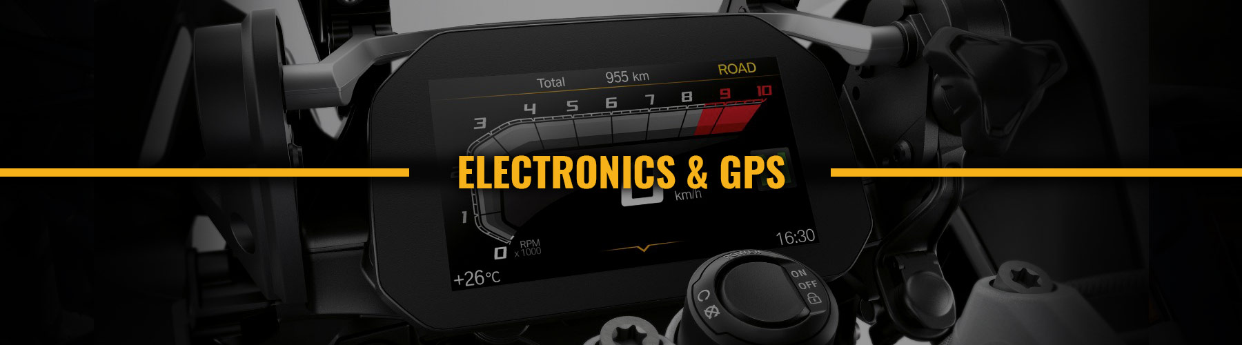 Twisted Trails - Category-Electronics-GPS
