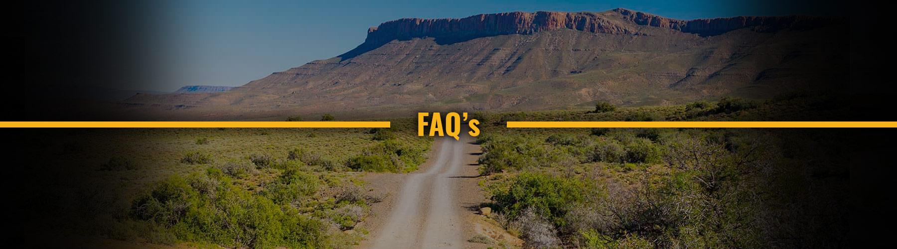 Twisted Trails - FAQs