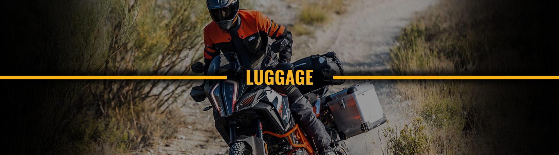Twisted Trails - Luggage