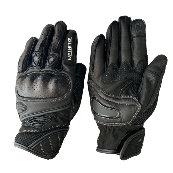 Metalize 377 Short Gloves - metalize-377-short-gloves-Twisted-Trails-Products