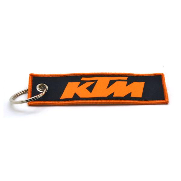 KTM Embroided Keyring