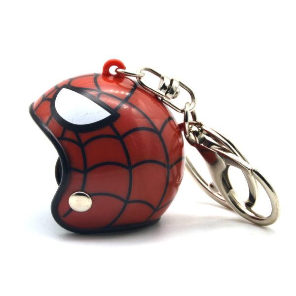 Helmet Keyring – Spiderman